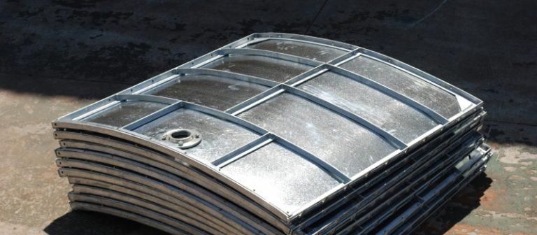 Hydrex modular panel