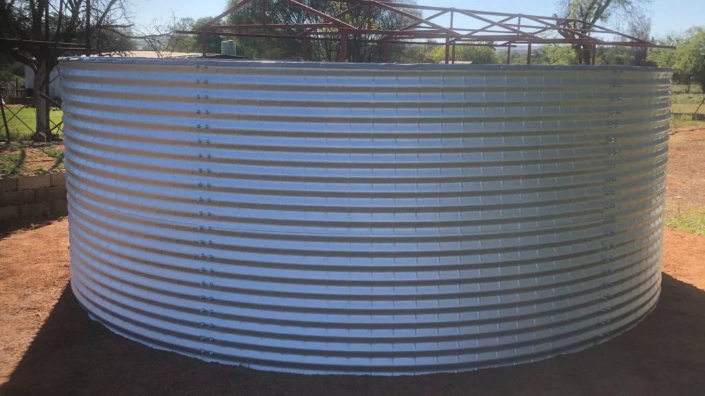 Hydrex Corrugated Tank
