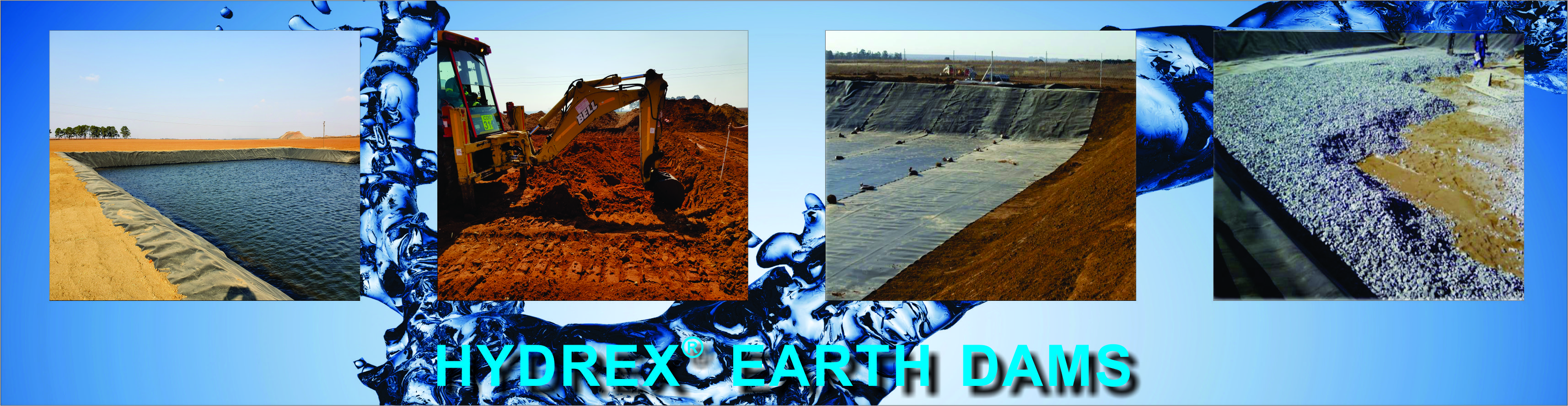 Earth dam design and construction